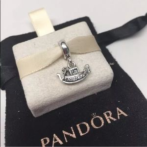 Authentic Pandora Gondola charm